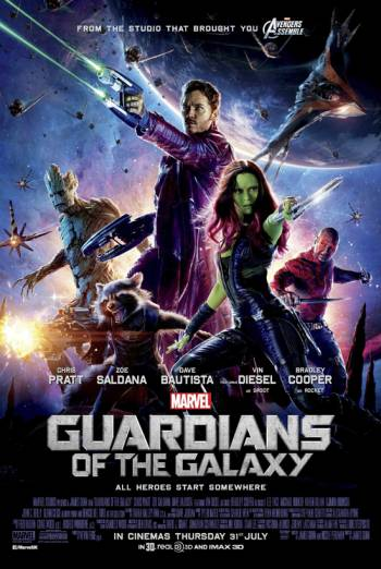 GUARDIANS OF THE GALAXY <span>[Trailer M,3D]</span> artwork
