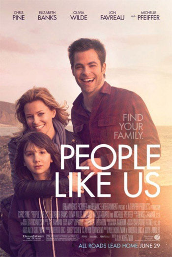 PEOPLE LIKE US artwork