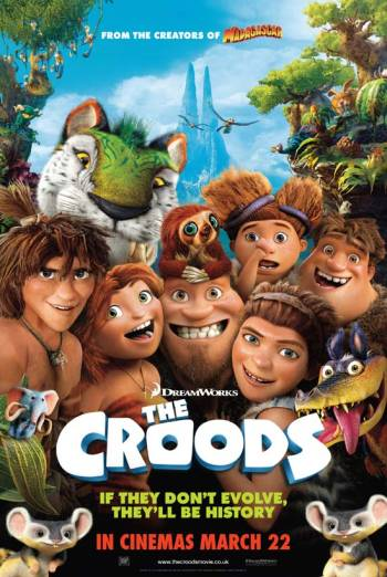 THE CROODS <span>[3D]</span> artwork