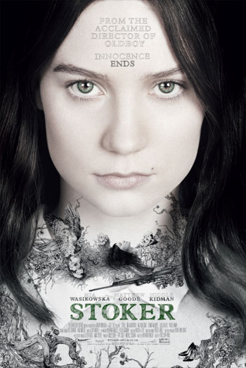STOKER <span>[Additional material,TV spot: Family review]</span> artwork