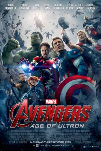AVENGERS: AGE OF ULTRON <span>(2015)</span> artwork