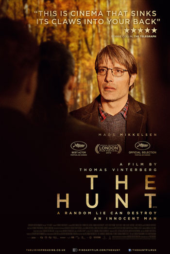 THE HUNT artwork