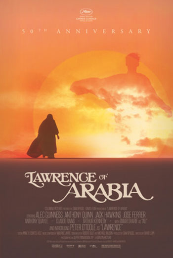 LAWRENCE OF ARABIA <span>(1962)</span> artwork