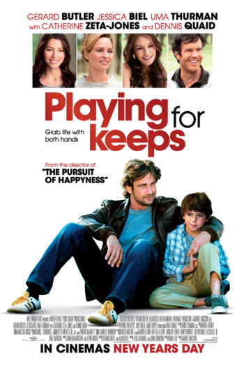 PLAYING FOR KEEPS artwork