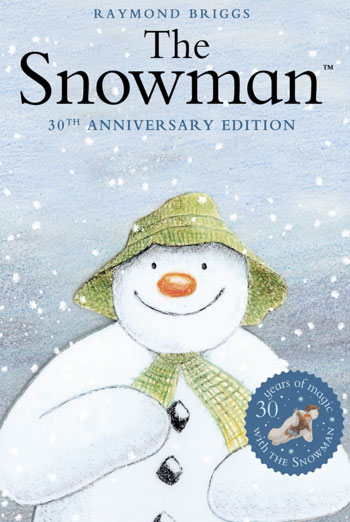 THE SNOWMAN artwork