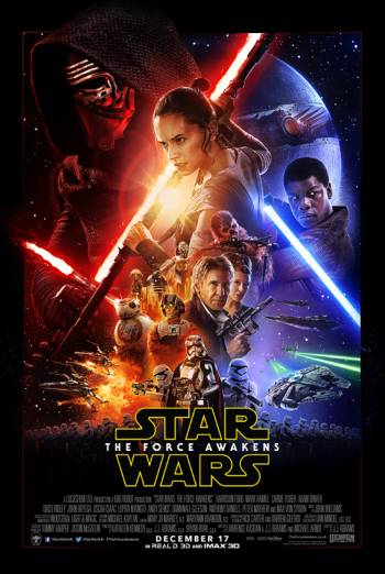 STAR WARS: THE FORCE AWAKENS <span>[2D]</span> artwork