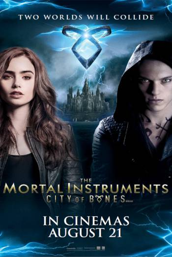 THE MORTAL INSTRUMENTS - CITY OF BONES artwork