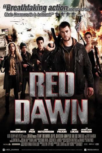 RED DAWN artwork