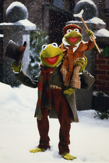 THE MUPPET CHRISTMAS CAROL artwork
