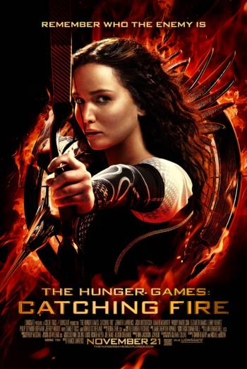 THE HUNGER GAMES: CATCHING FIRE <span>[Additional material,Audio commentary with Director Francis Lawrence and Producer Nina Jacobson]</span> artwork