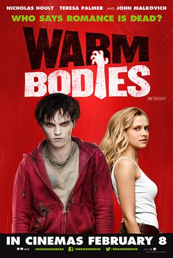 WARM BODIES artwork