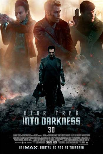 STAR TREK INTO DARKNESS <span>[Additional material,Descriptive Audio Track]</span> artwork