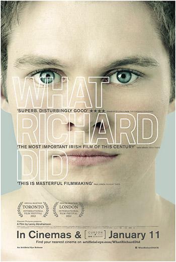 WHAT RICHARD DID <span>(2012)</span> artwork