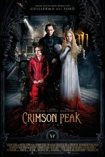 CRIMSON PEAK <span>(2015)</span> artwork