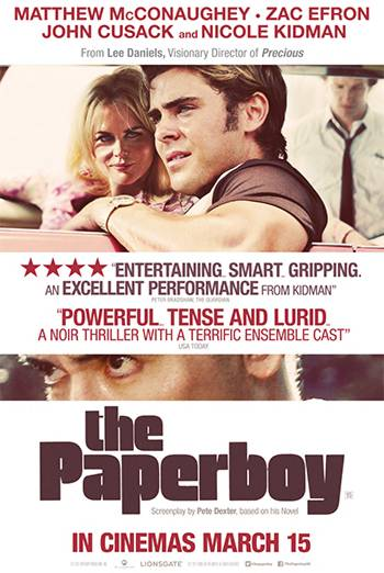 THE PAPERBOY <span>(2012)</span> artwork