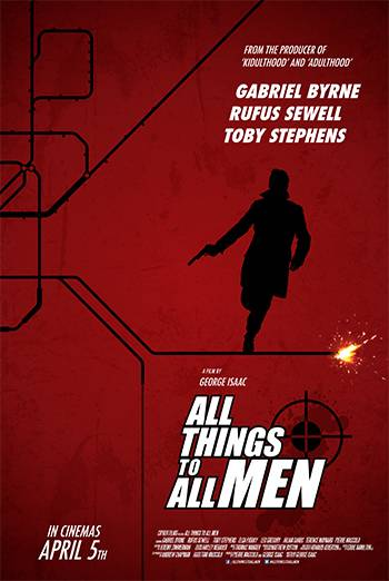 ALL THINGS TO ALL MEN artwork