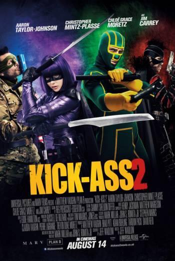 KICK-ASS 2 artwork