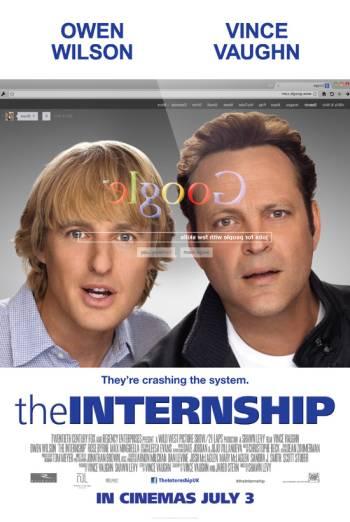 THE INTERNSHIP <span>(2013)</span> artwork