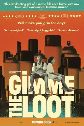 GIMME THE LOOT artwork