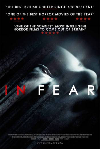 IN FEAR <span>[Additional material,Audio commentary]</span> artwork