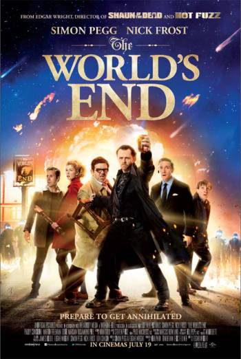 THE WORLD'S END <span>[Additional Material,Audio Commentary with Edgar Wright and Simon Pegg]</span> artwork