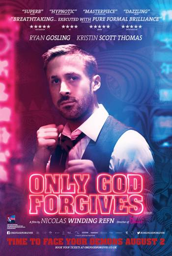 ONLY GOD FORGIVES <span>(2013)</span> artwork