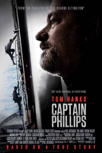 CAPTAIN PHILLIPS artwork
