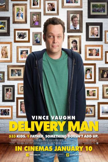 DELIVERY MAN artwork
