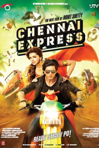 CHENNAI EXPRESS artwork