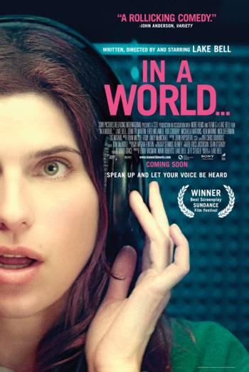 IN A WORLD... <span>(2013)</span> artwork