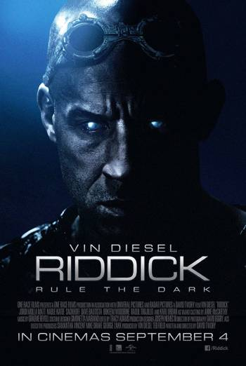 RIDDICK artwork