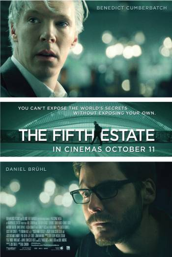 THE FIFTH ESTATE <span>(2013)</span> artwork