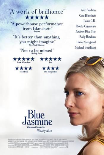 BLUE JASMINE artwork