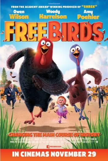 FREE BIRDS <span>(2013)</span> artwork