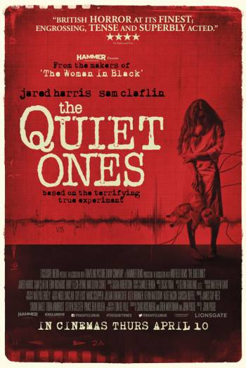 THE QUIET ONES artwork