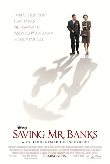 SAVING MR. BANKS artwork