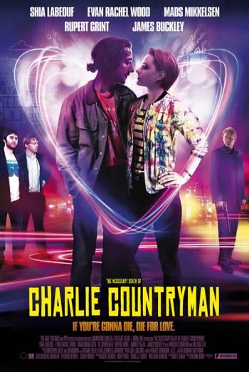 THE NECESSARY DEATH OF CHARLIE COUNTRYMAN artwork