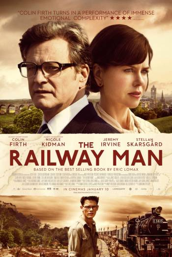 THE RAILWAY MAN <span>(2013)</span> artwork