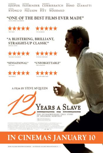 12 YEARS A SLAVE <span>(2013)</span> artwork