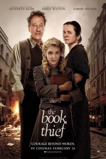 THE BOOK THIEF <span>(2013)</span> artwork