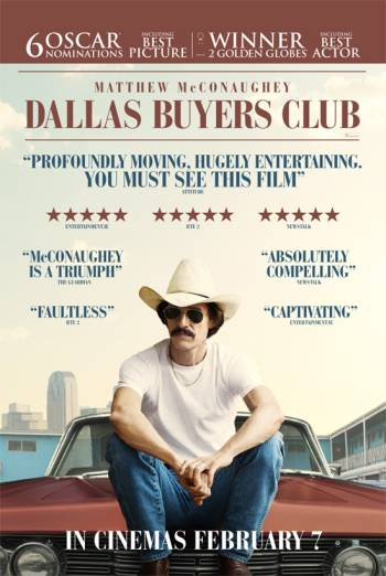 DALLAS BUYERS CLUB <span>(2013)</span> artwork