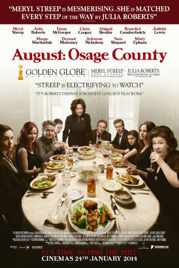 AUGUST: OSAGE COUNTY <span>[Additional material,Audio commentary]</span> artwork