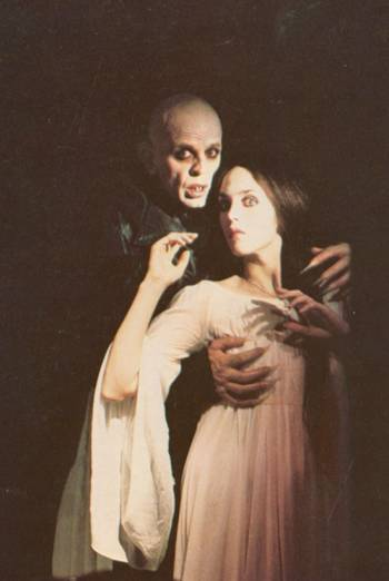 NOSFERATU THE VAMPIRE artwork