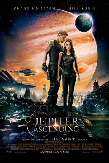 JUPITER ASCENDING <span>(2015)</span> artwork