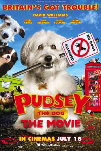 PUDSEY THE DOG: THE MOVIE <span>(2014)</span> artwork