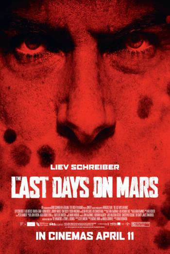 THE LAST DAYS ON MARS <span>(2013)</span> artwork