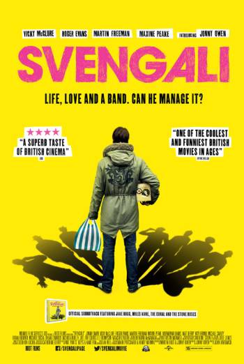 SVENGALI <span>(2013)</span> artwork