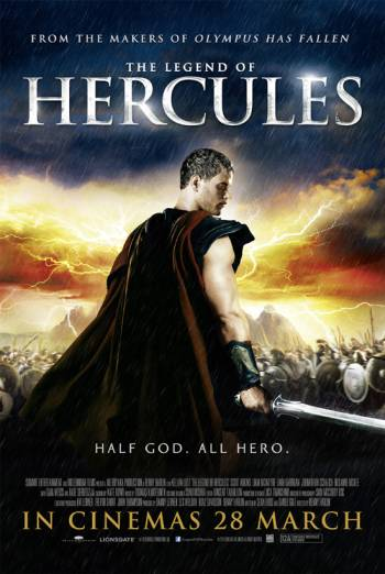 THE LEGEND OF HERCULES artwork