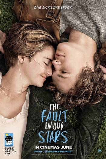 THE FAULT IN OUR STARS <span>[Rating includes feature + Q&amp;A and deleted scene]</span> artwork