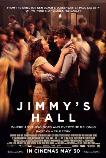 JIMMY'S HALL <span>[Additional material,Audio commentary]</span> artwork